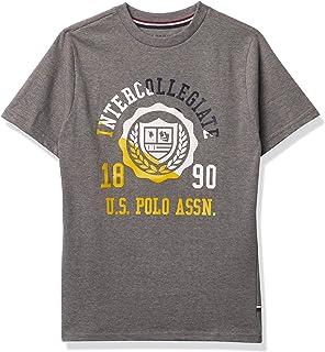 U.S. POLO ASSN. boys SS GRAPHIC TEE T-Shirt