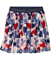 Kate Spade New York Kids - Confetti Hearts Skirt (Big Kids)