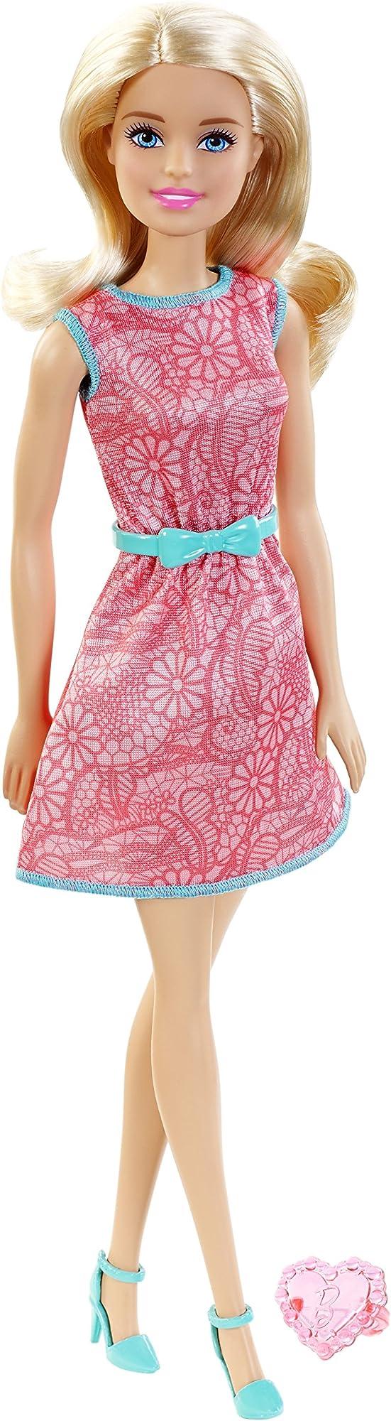 Mattel, barbie fashion & beauty doll 022476