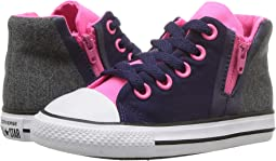 Converse Kids - Chuck Taylor All Star Sport Zip - Hi (Infant/Toddler)