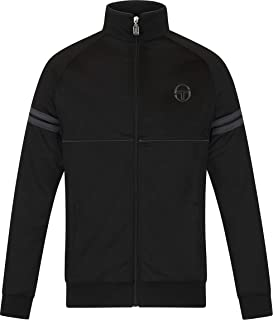 Sergio Tacchini Men's Orion Track Jacket, Black