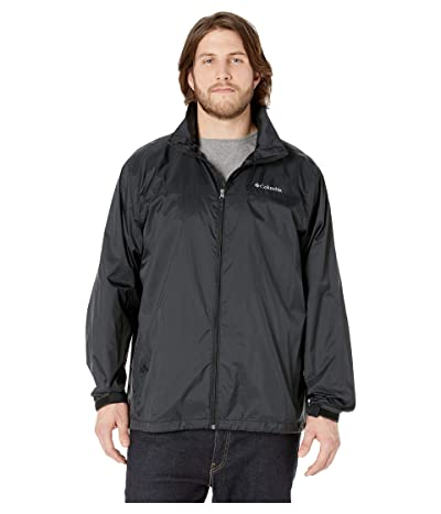 Columbia Big Tall Glennaker Laketm Jacket (Black) Men