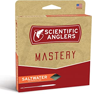 Scientific Anglers Mastery Saltwater Taper Floating W Forward Fly Fishing Line