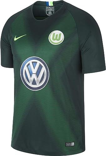 Nike VFL Wolfsburg Breathe Stadium Home T- T-Shirt