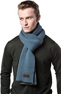 Best mens knit scarf size Reviews