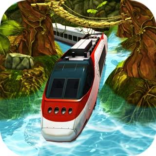 Water Surfer Bullet Train Simulator