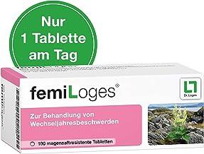 femiLoges, hormonfreie Unterstützung in den Wechseljahren -