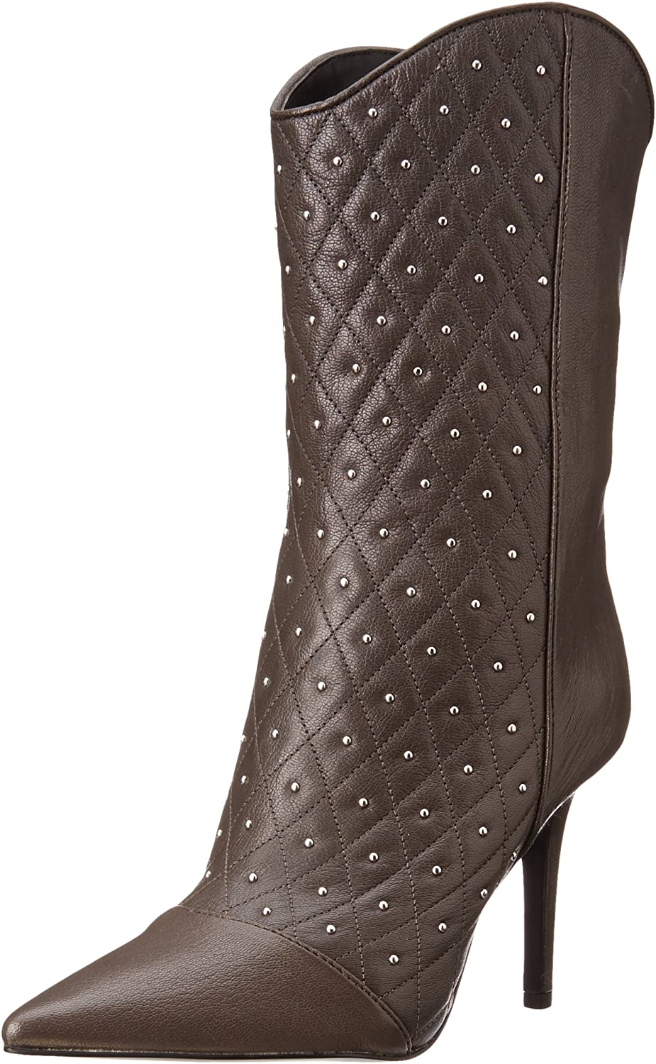 Nine West Women's Jolanda Mid-Calf Boot