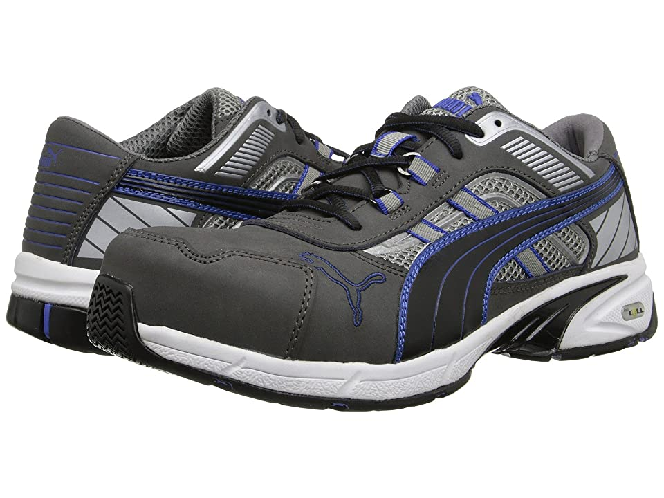 PUMA Safety Pace Low SD (Gray/Blue) Men