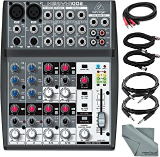 Best behringer xenyx 16 channel mixer Reviews