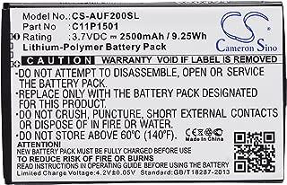 2500mAh XPS Replacement Battery for Asus ZenFone 2 Laser 6.0 Z00D Z00UD Z011D ZenFone Selfie Limited Edition PN ASUS 0B200-01770200 C11P1501