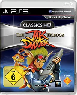 The Jak and Daxter Trilogy [Classics HD] [Importación alemana]