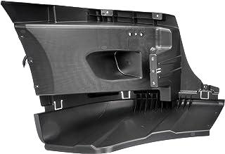 Dorman 242-5272 Front Driver Side Bumper Cover Reinforcement for Select Freightliner Models, Black