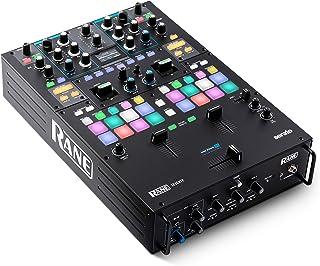 RANE DJ SEVENTY – Two Channel DJ Mixer for Serato DJ with Akai Professional MPC Performance Pads Internal DJ FX and Three ...