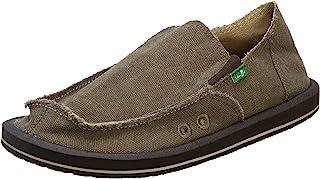 حذاء رجالي سهل الارتداء من Sanuk Vagabond