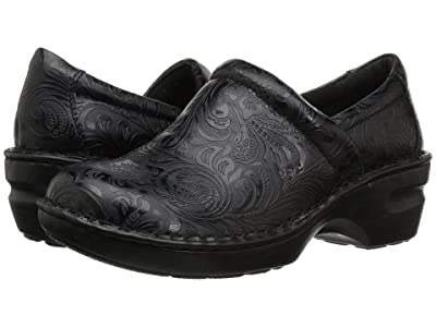 b.o.c. Peggy (Black Tooled PU) Women