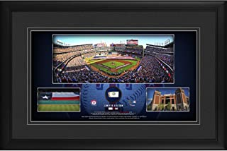 Texas Rangers Framed 10