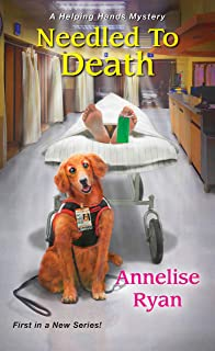 Needled to Death (A Helping Hands Mystery Book 1)