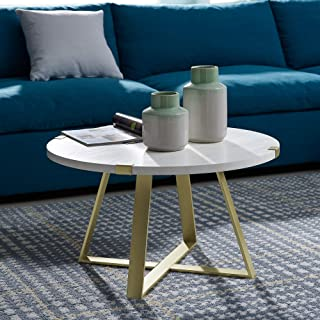 Best white coffee table living room Reviews
