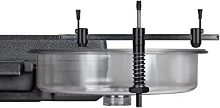 """Jonard Tools AHC-10, Adjustable Round Hole Cutter, 2.2"""" to 10"""" with Dust Shield and Rugged Case"""