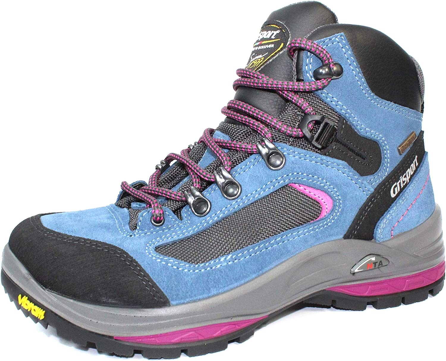 gråport Lady Dri Hiker Walking Boot