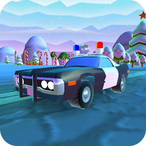 Free:Cartoonish Car Race Game 2018