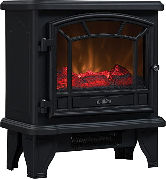 Duraflame DFS 550 21 BLK Maxwell Electric Stove With Heater 1500W Black