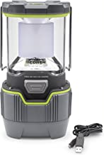CORE 1000 Lumen CREE LED Rechargeable Camping Emergency Lantern, Lithium Ion Batteries,..