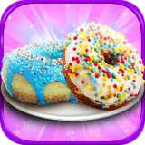 Donut Maker - Croissant Donuts Kids Cooking Game FREE