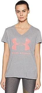 قمصان رياضية للنساء من Under Armour Tborne Train Grph Twist SSV