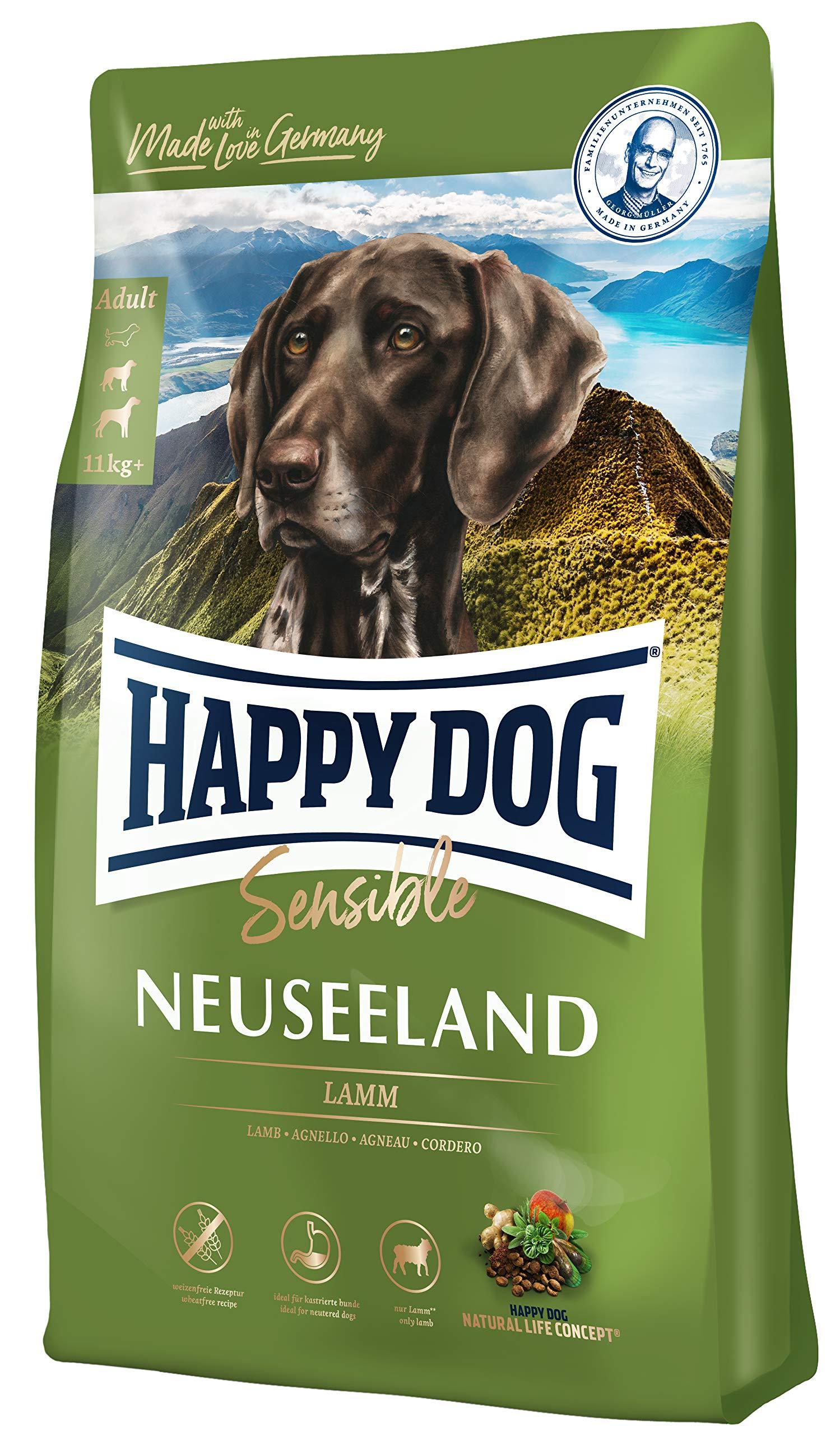Happy Dog Dry Dog Food Supreme New