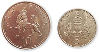 elizabeth ii coin 10 pence