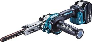 マキタ(Makita) 9mm充電式ベルトサンダ 18V6Ah バッテリ・充電器・ケース付 BS180DRG