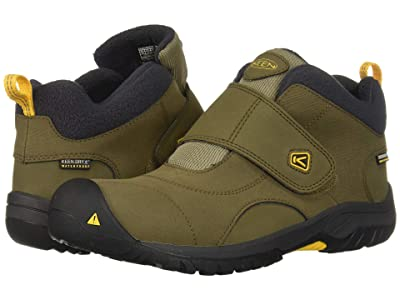 Keen Kids Kootenay II WP (Little Kid/Big Kid) (Canteen/Old Gold) Kid