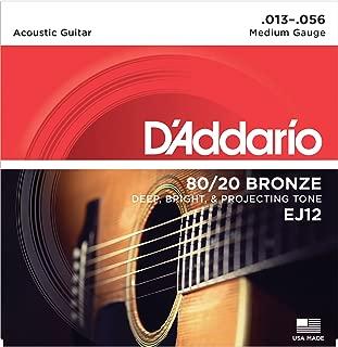 Best d addario 13 56 acoustic Reviews