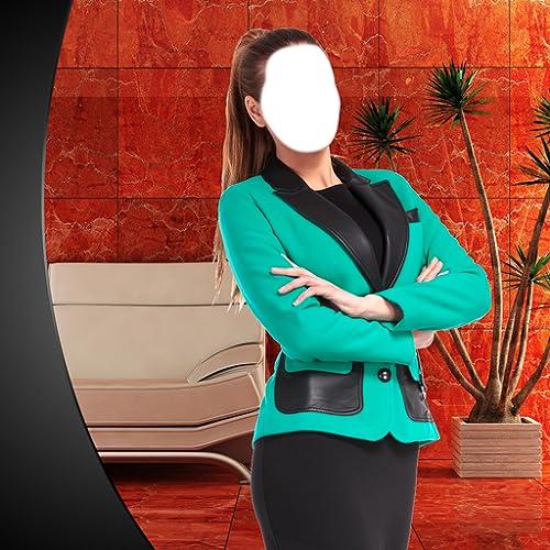Mujer de negocios Photo Editor