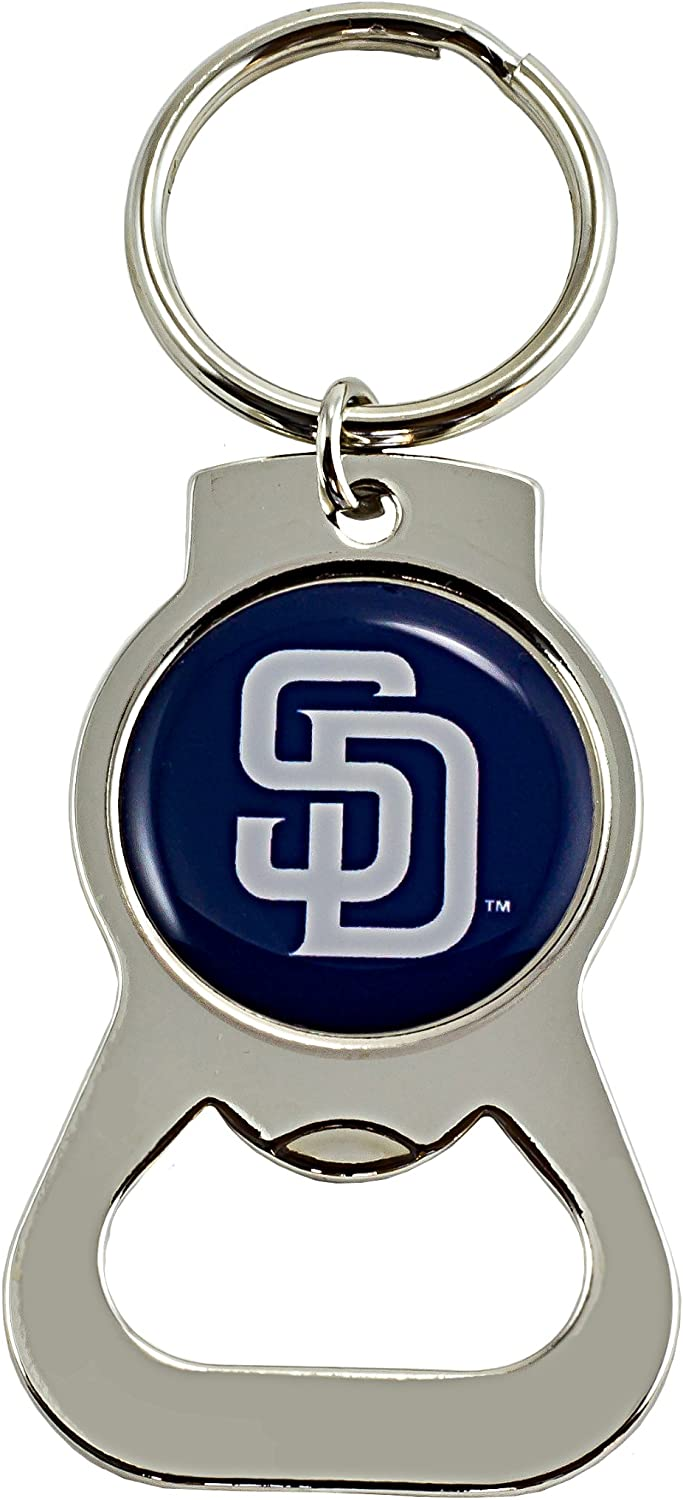 MLB San Diego Padres Key Ring Opener Max 65% OFF Bottle Max 86% OFF