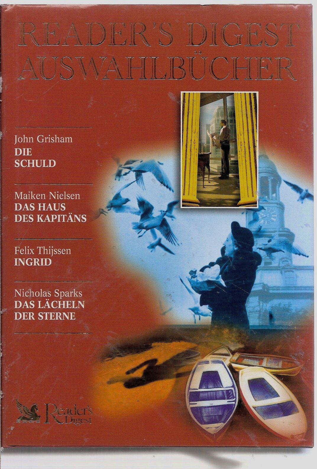 Die Schuld/Das Haus des Kapitäns/Ingrid/Das Lächeln der Sterne - bk617