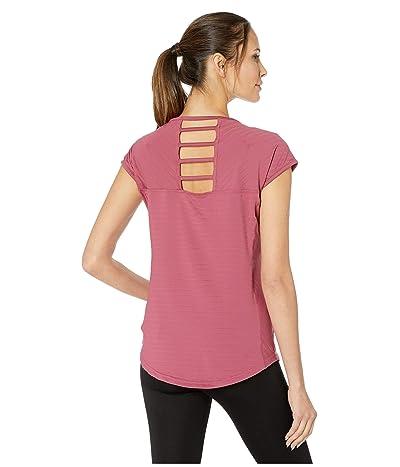 Marmot Kitsilano Short Sleeve Shirt (Dry Rose) Women