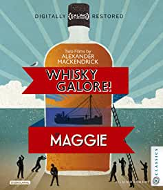 Two Digitally Restored Classics WHISKY GALORE! and THE MAGGIE on Blu-ray from Film Movement