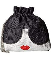 Alice + Olivia - Odessa Stacey Face with Crystal Pouch