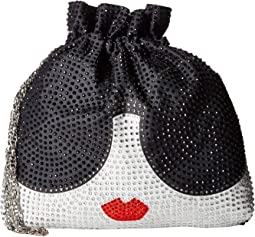 Odessa Stacey Face with Crystal Pouch