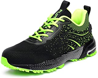 Steel Toe Shoes for Men Women Breathable and Lightweight...