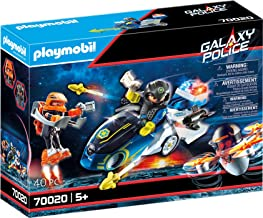 PLAYMOBIL Galaxy Police Bike 70020 Galaxy Police Adventure Playset