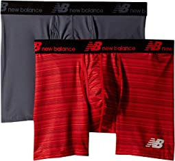 "6"" Boxer Brief (2-Pack)"