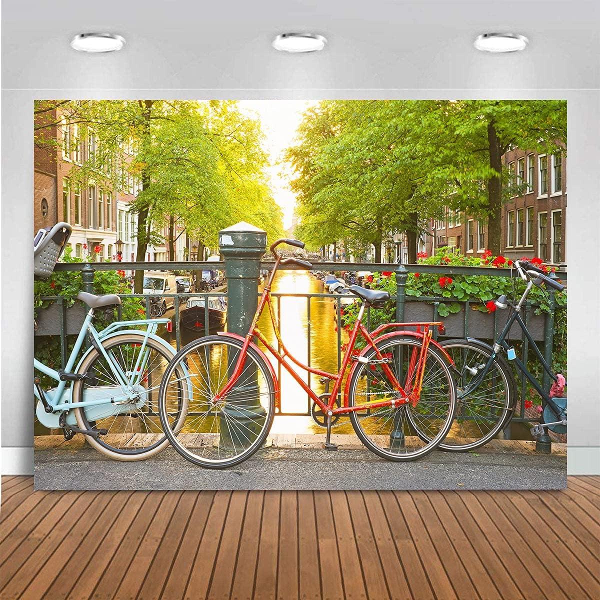 Zhushj'shop Photoshoot Department store Studio Discount is also underway Props Vehicle Ship Plan Bike Theme