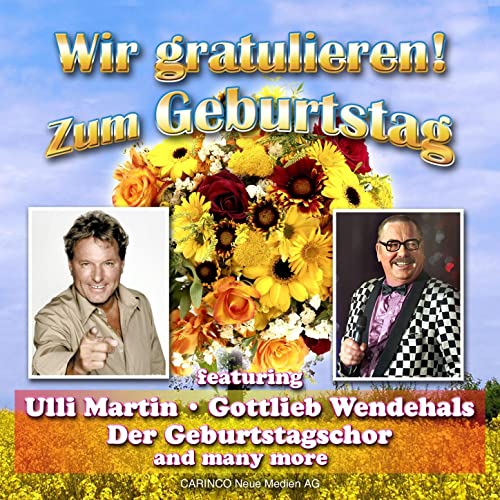 Wir Gratulieren Zum Geburtstag By Various Artists On Amazon Music