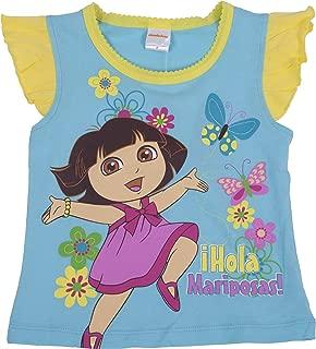 Dora The Explorer Hola Three Piece Sleepwear/Pajamas - Toddler