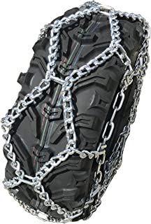 TireChain.com 23x10.5-12, 23 10.5 12 ATV UTV Net Tire Chains, Priced per Pair