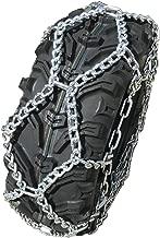 TireChain.com 24x11-10, 24 11 10 ATV UTV Net Tire Chains, Priced per Pair